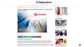 Sedania to develop Tawarruq-based portfolio in Turkish Islamic banking sectors