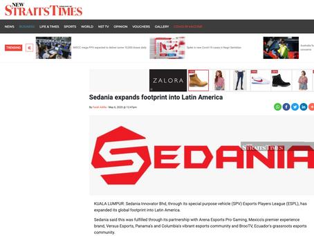 Sedania expands footprint into Latin America