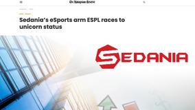 Sedania's eSports arm ESPL races to unicorn status