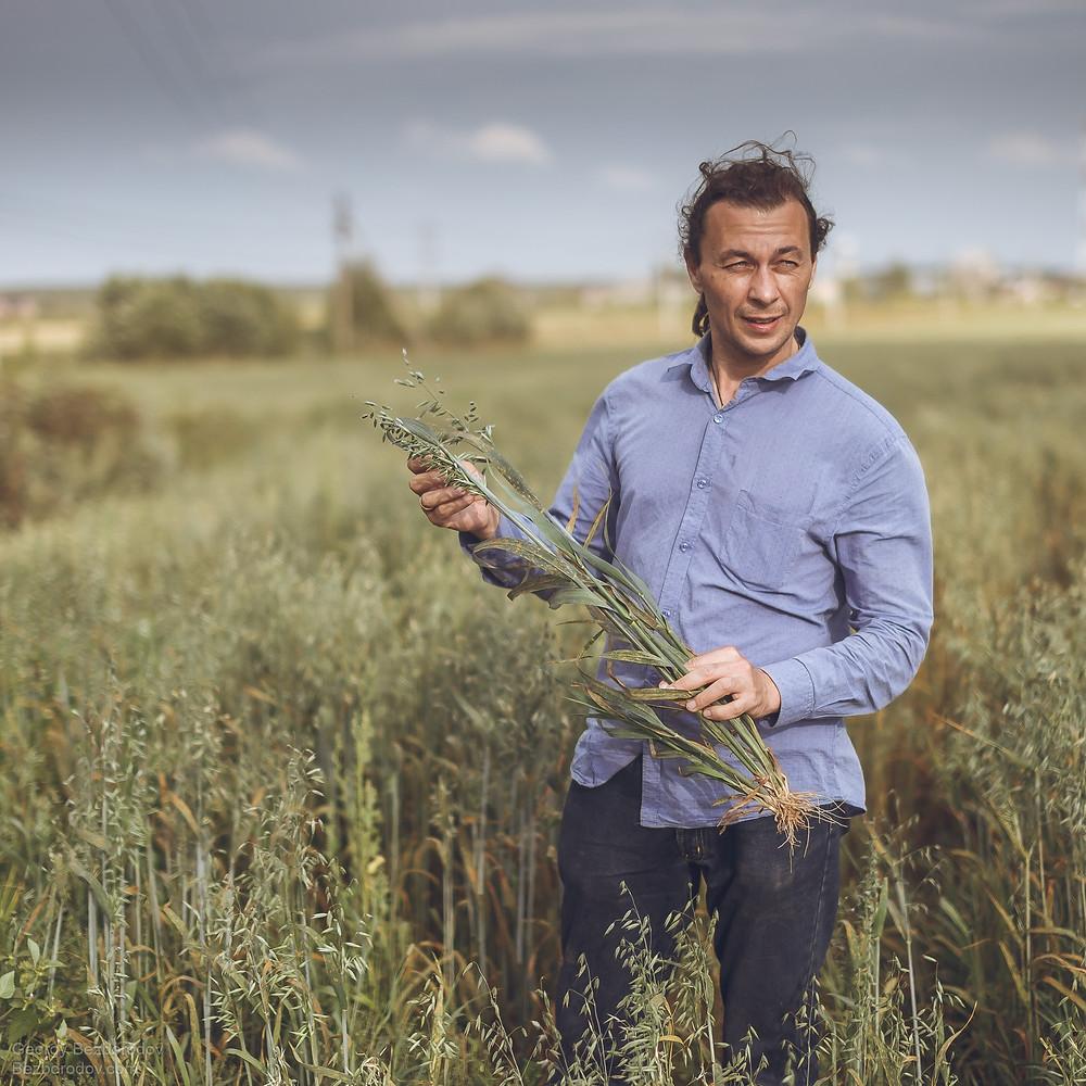 Иван Гараев, Генеральный директор института органического сельского хозяйства