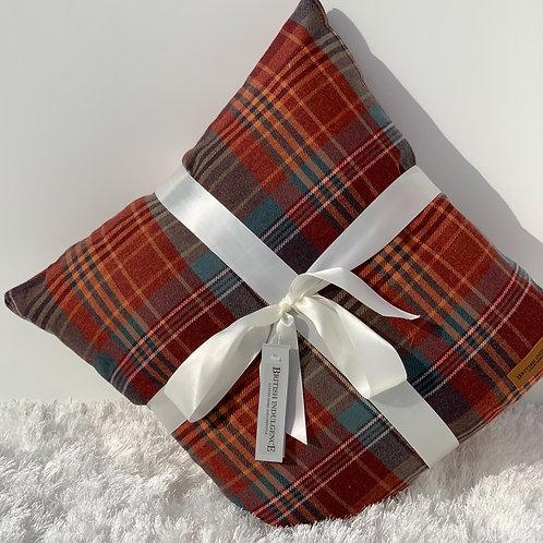 Large Square Russet Cushion
