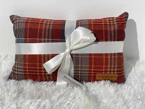Large Rectangular Russet Cushion