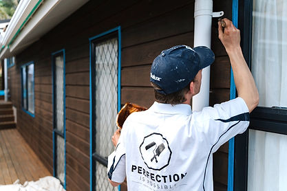Exterior Cedar Restorations, Perfection is Possible Painting Professionals