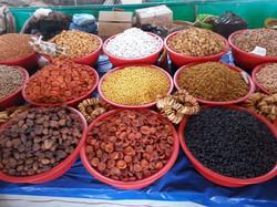 Chorsu bazzar tashkent