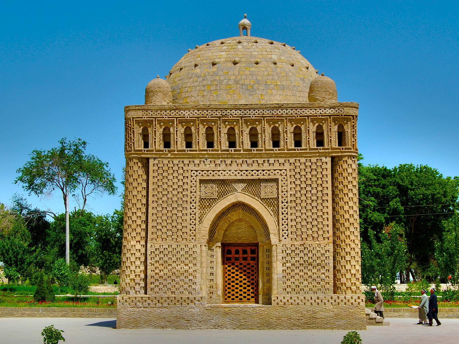 Mausoleum of the Samanids, Bukhara