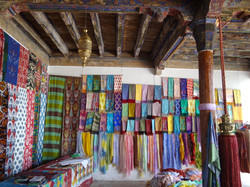 Showroom, Yodgorlik Silk Factory, Margilan