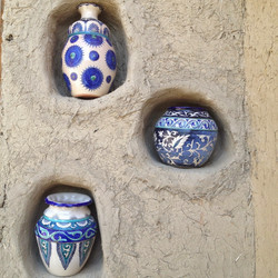 Rishton pottery, Fergana Valley