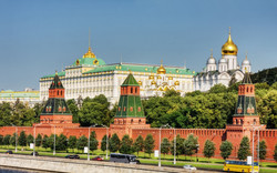 Kremlin Wall  Moscow