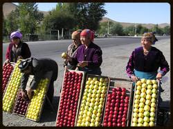 apple Vendors- uzbekistan