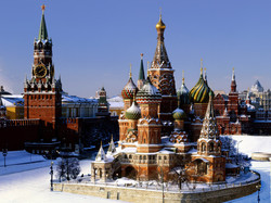 St. Basil cathedral Moscow