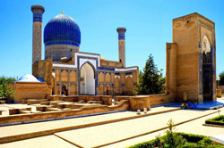 Mausoleum Guri Emir