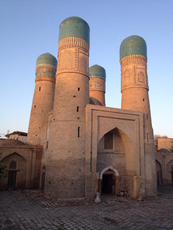 chor minor- Bukhara