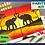 Thumbnail: Painting Kit- Elephants, DOUBLE canvas