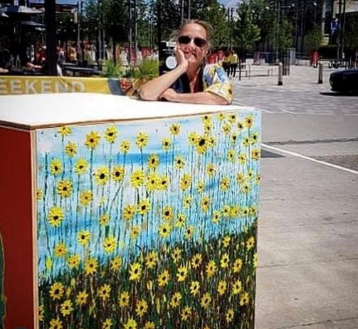 Art Cube  TD Place/The Glebe