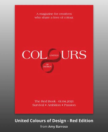 United Colours of Design - Red Edition (magazine)