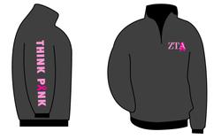 Pinktober Quarter Zips