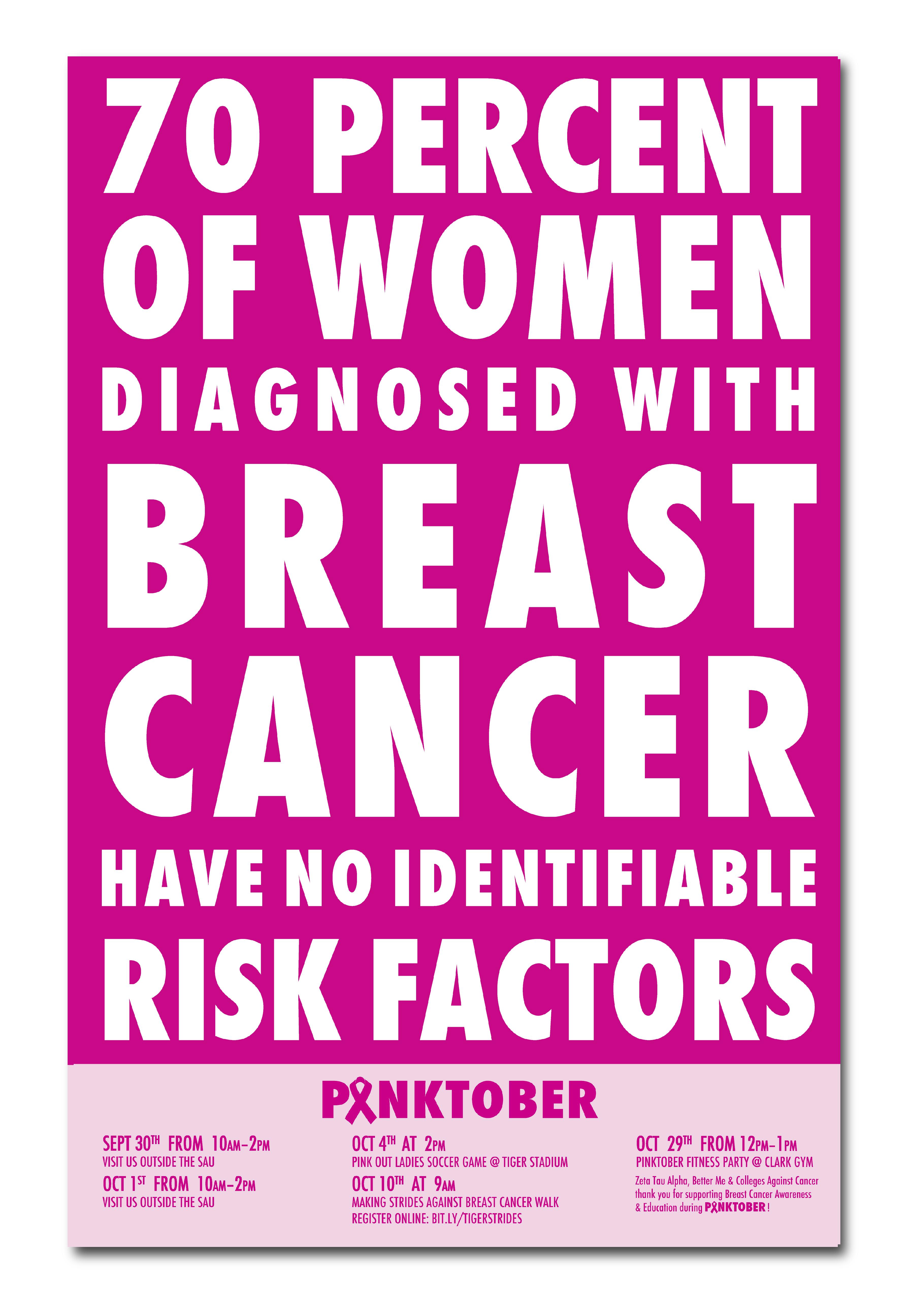 Pinktober Poster 2