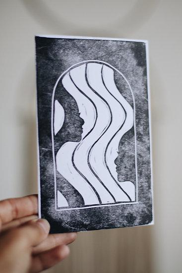 """""""Portal"""" Print"""