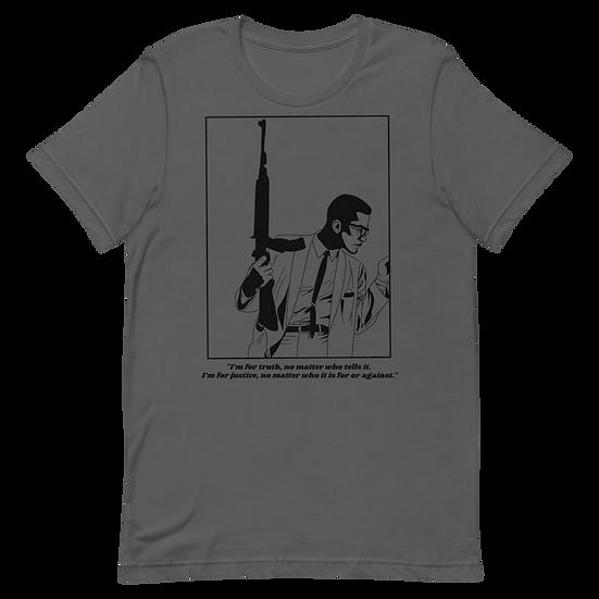 Malcolm X Custom T-Shirt