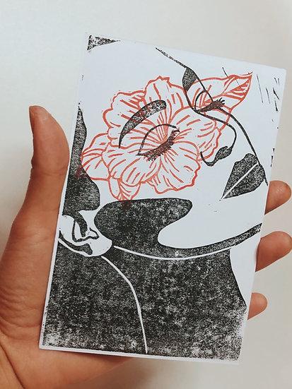 """Bloom"" Print"