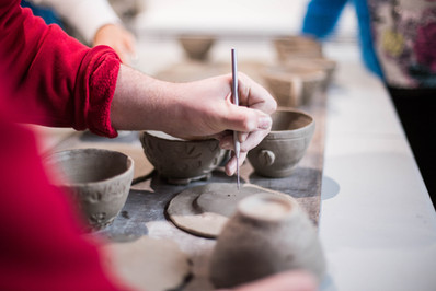 Carving Clay