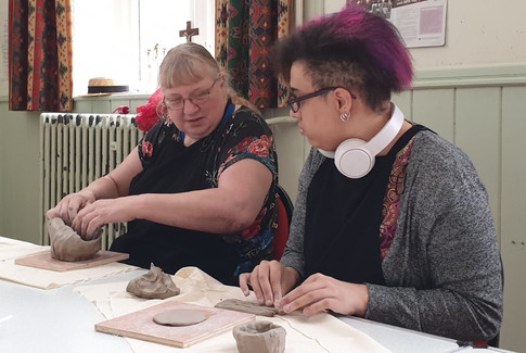 M2B Clay course
