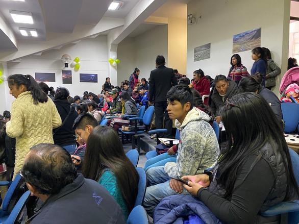 Expo- Medidas de lo Sacro (municipalidad