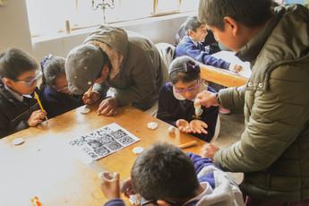 Actividad- Talleres en Ceramica al Frio