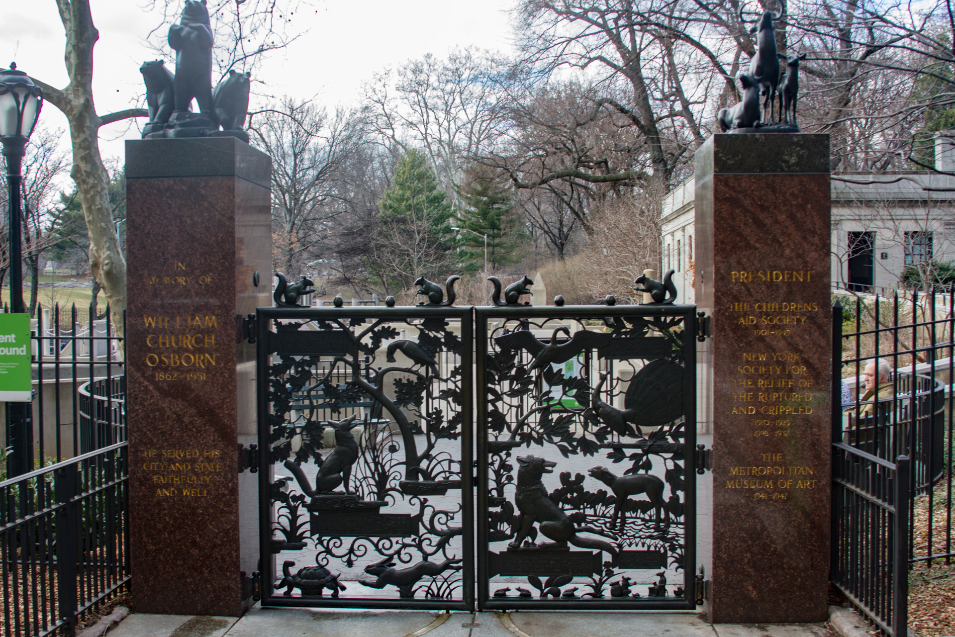 Osborn Gates [4801]