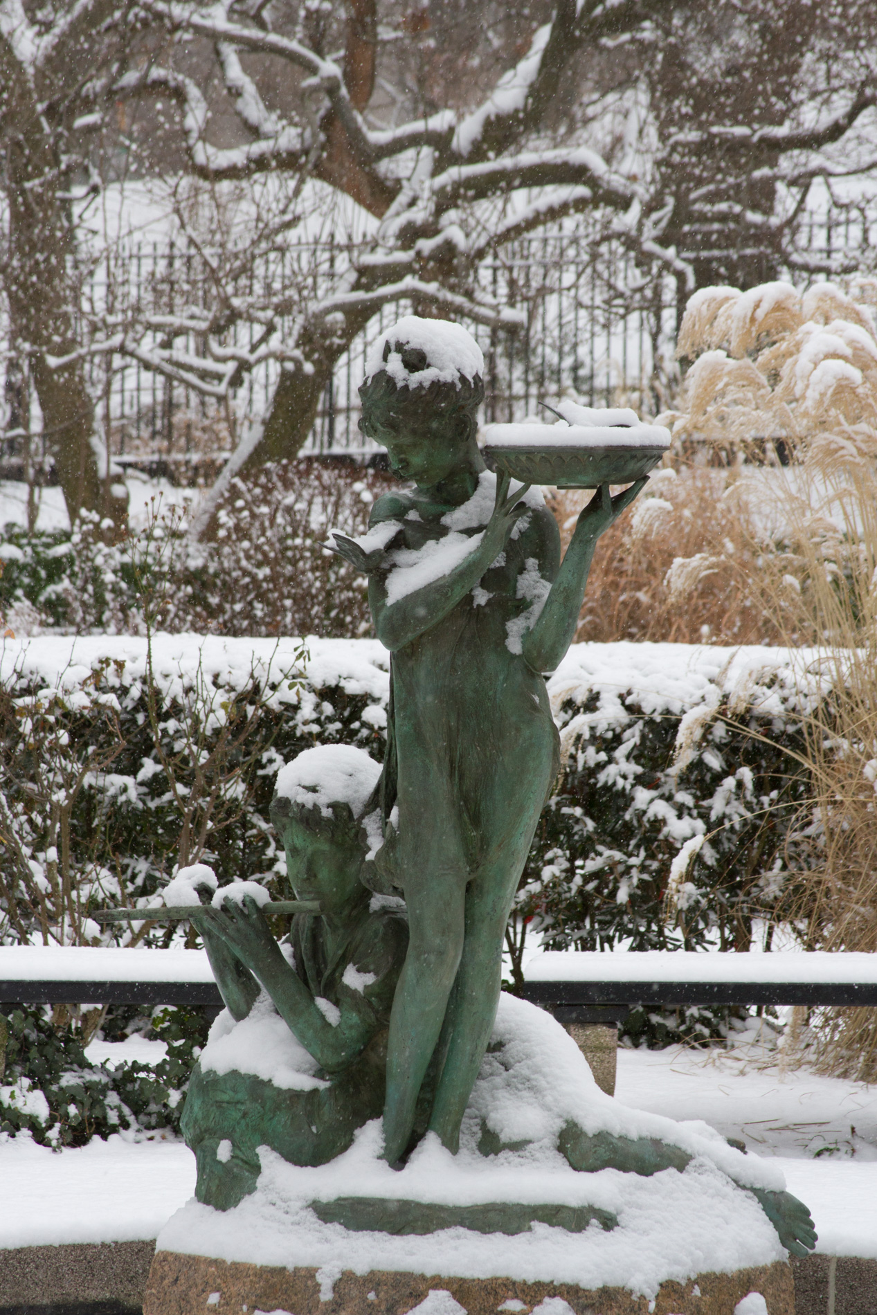 Burnett Memorial Fountain [1206]