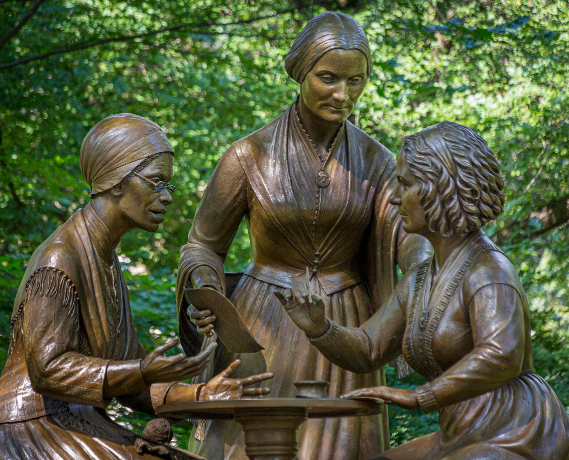 Women's rights pioneers [6702]