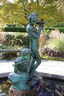 Burnett Memorial Fountain [1203]