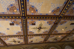Minton Tile Ceiling [4202]