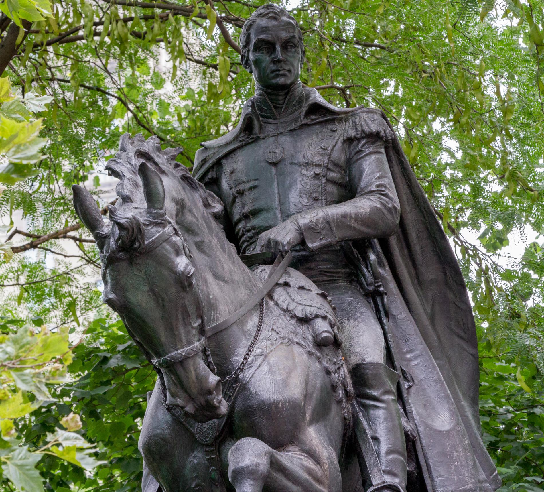 Simon Bolivar [1004]