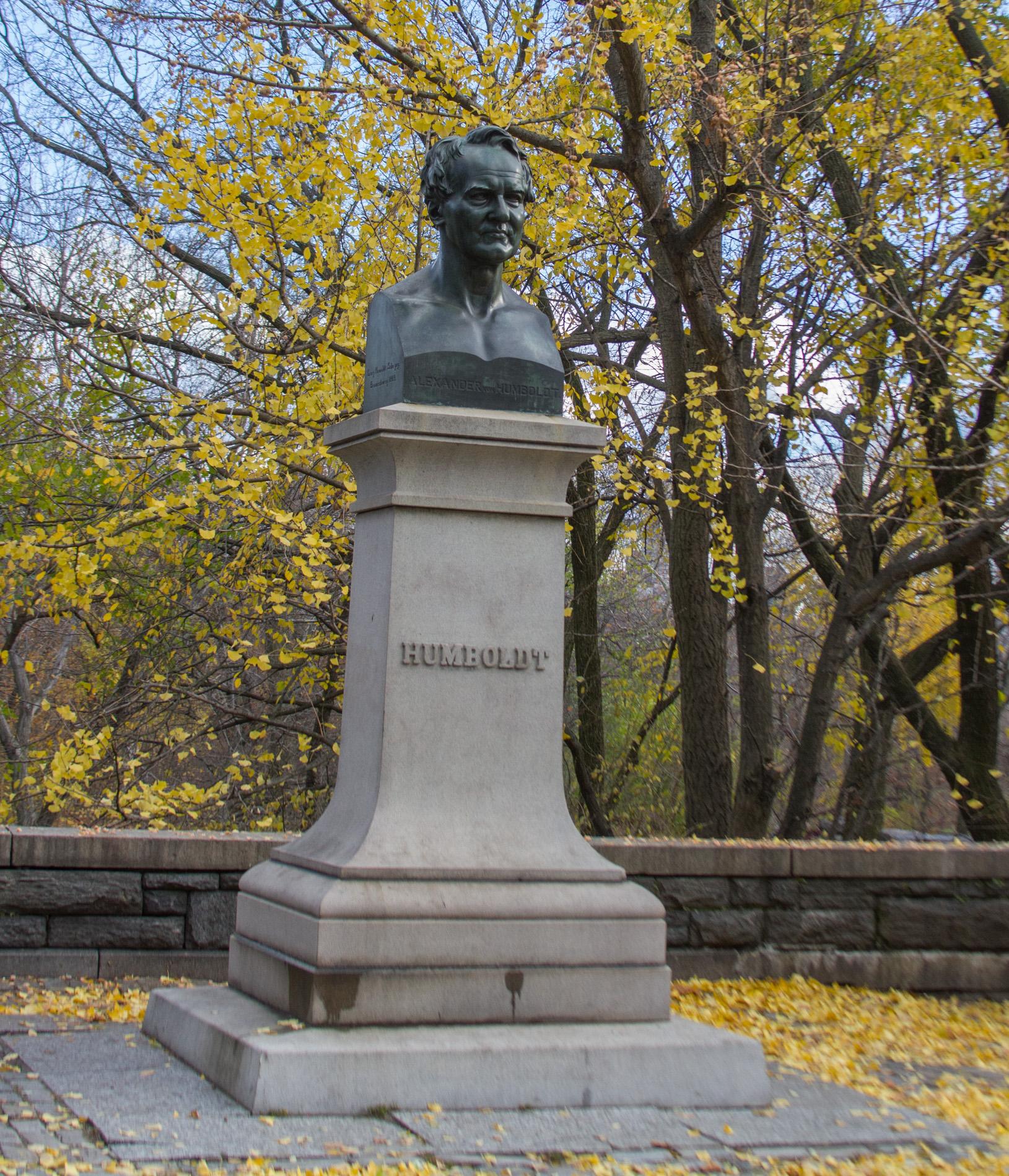Alexander von Humboldt [2801]