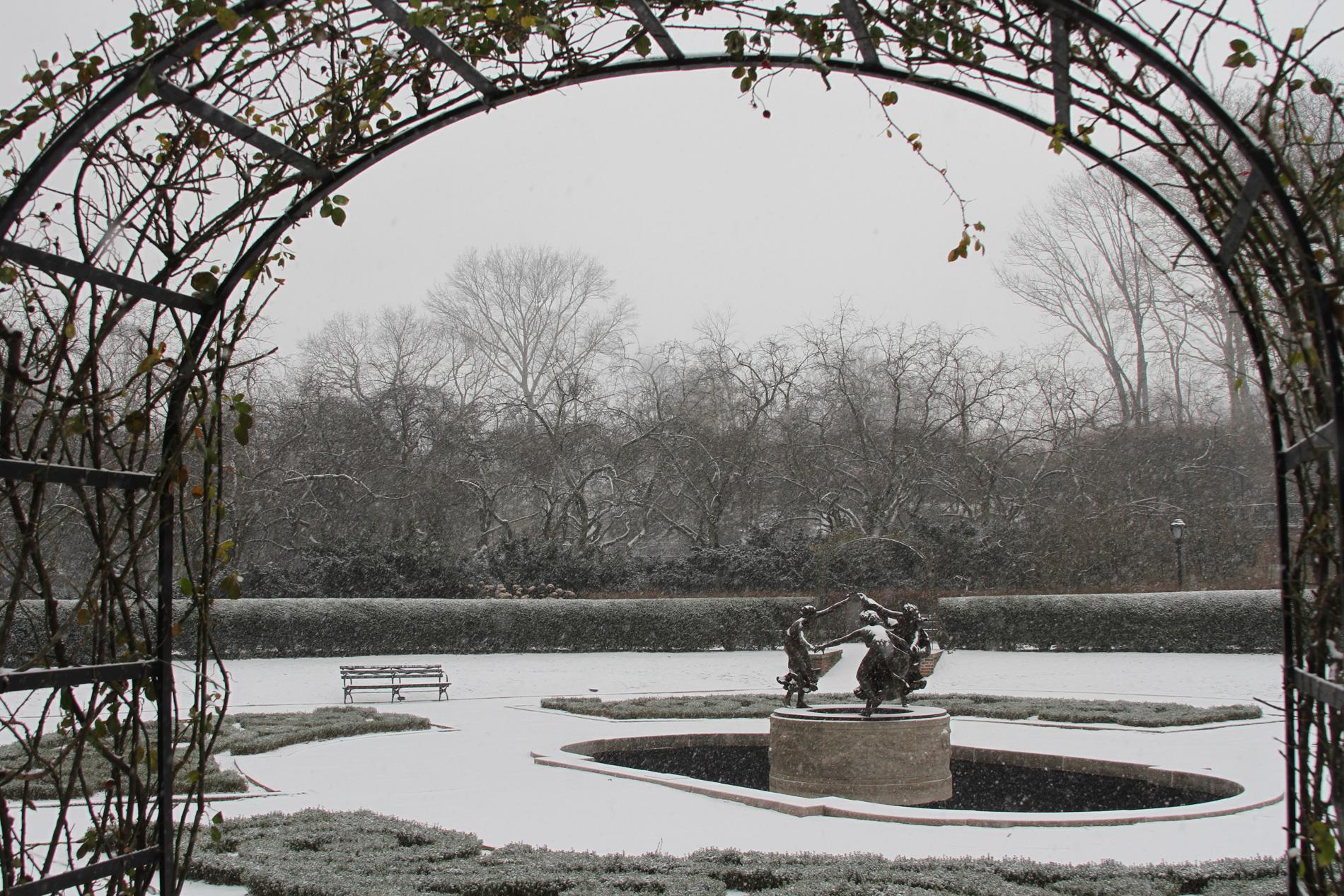 6401 Untermeyer Fountain