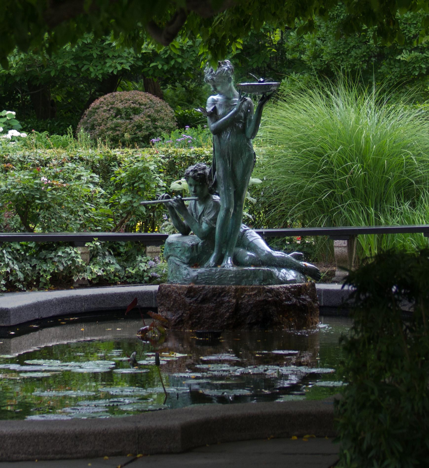 Burnett Memorial Fountain [1205]