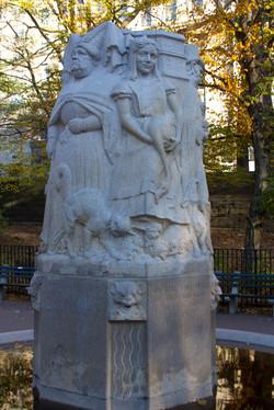 Sophie Loeb Fountain [3701]