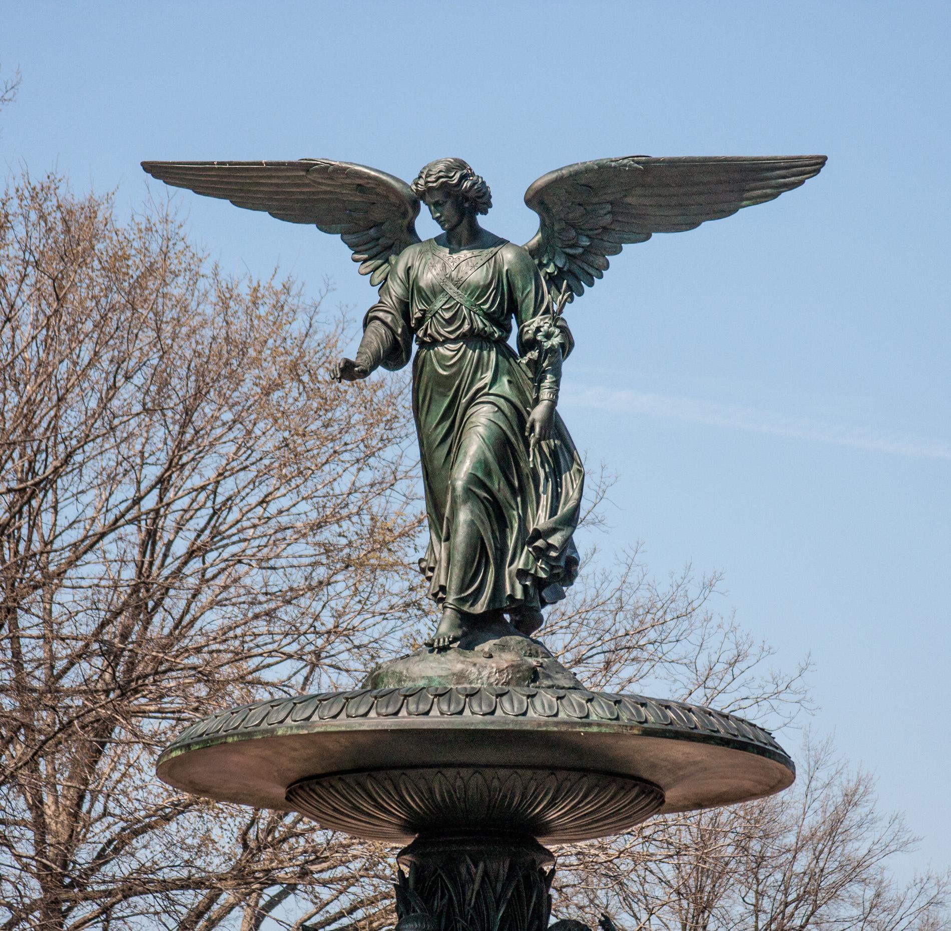 Bethesda Fountain [0804]