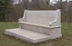 Andrew Haswell Green Bench [2403]