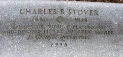 Charles B. Stover Mem. Bench [5903]
