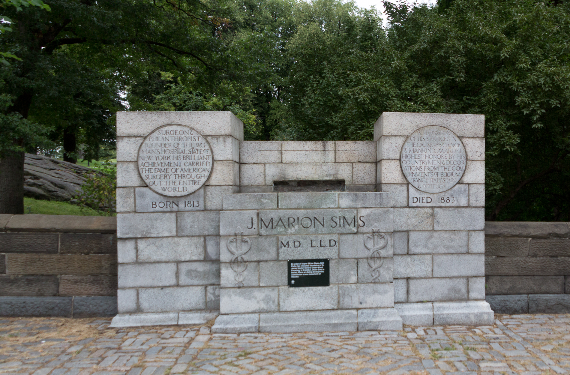 Dr. James Marion Sims [5701]