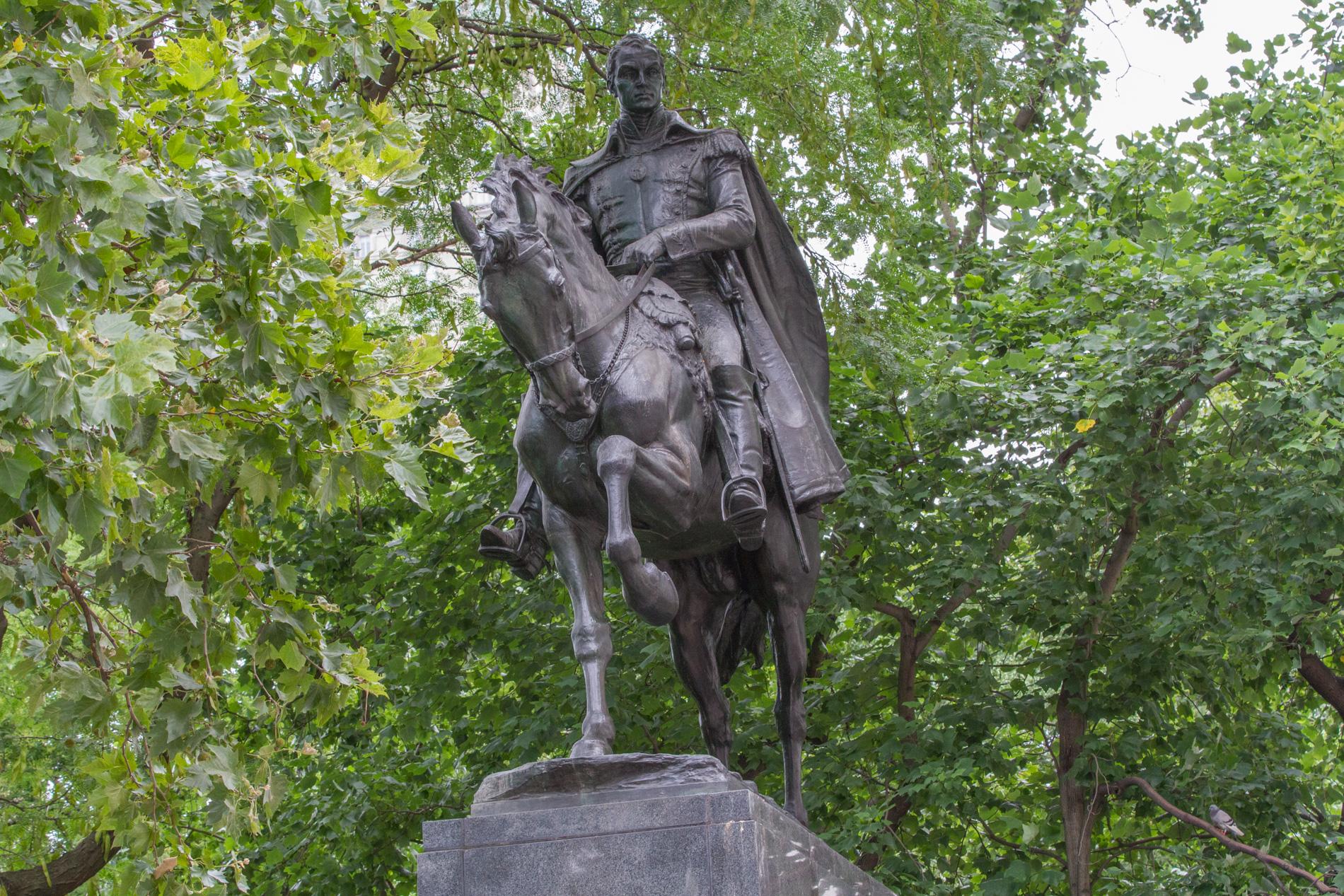 Simon Bolivar [1001]