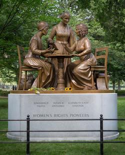 Women's rights pioneers [6701]