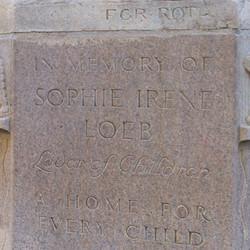 Sophie Loeb Fountain [3715]
