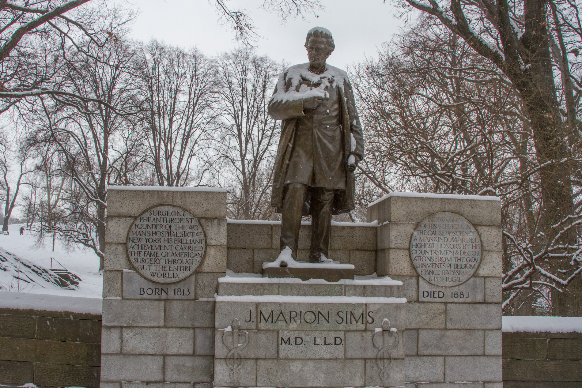 Dr. James Marion Sims [5703]
