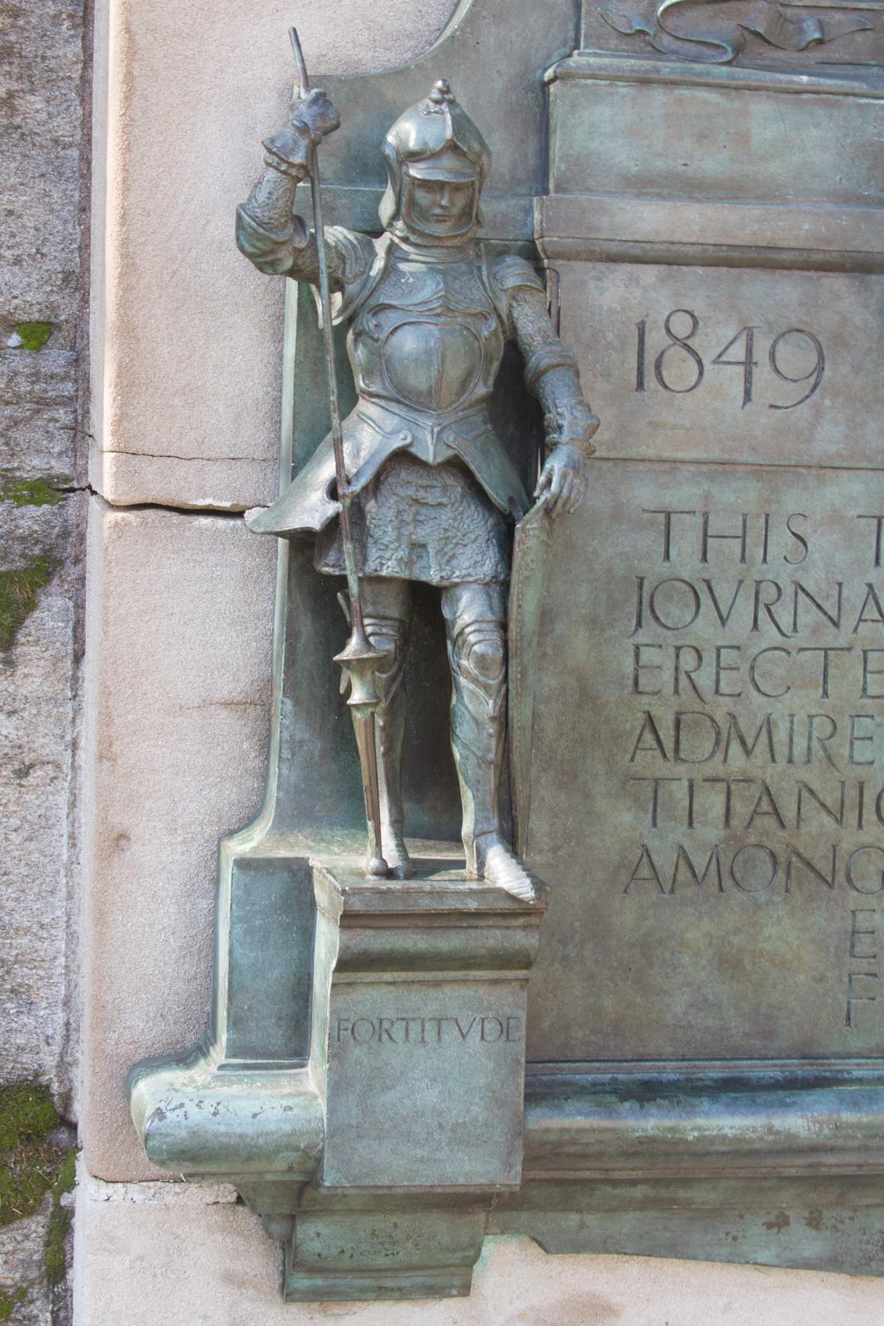 W. T. Stead Memorial [5804]