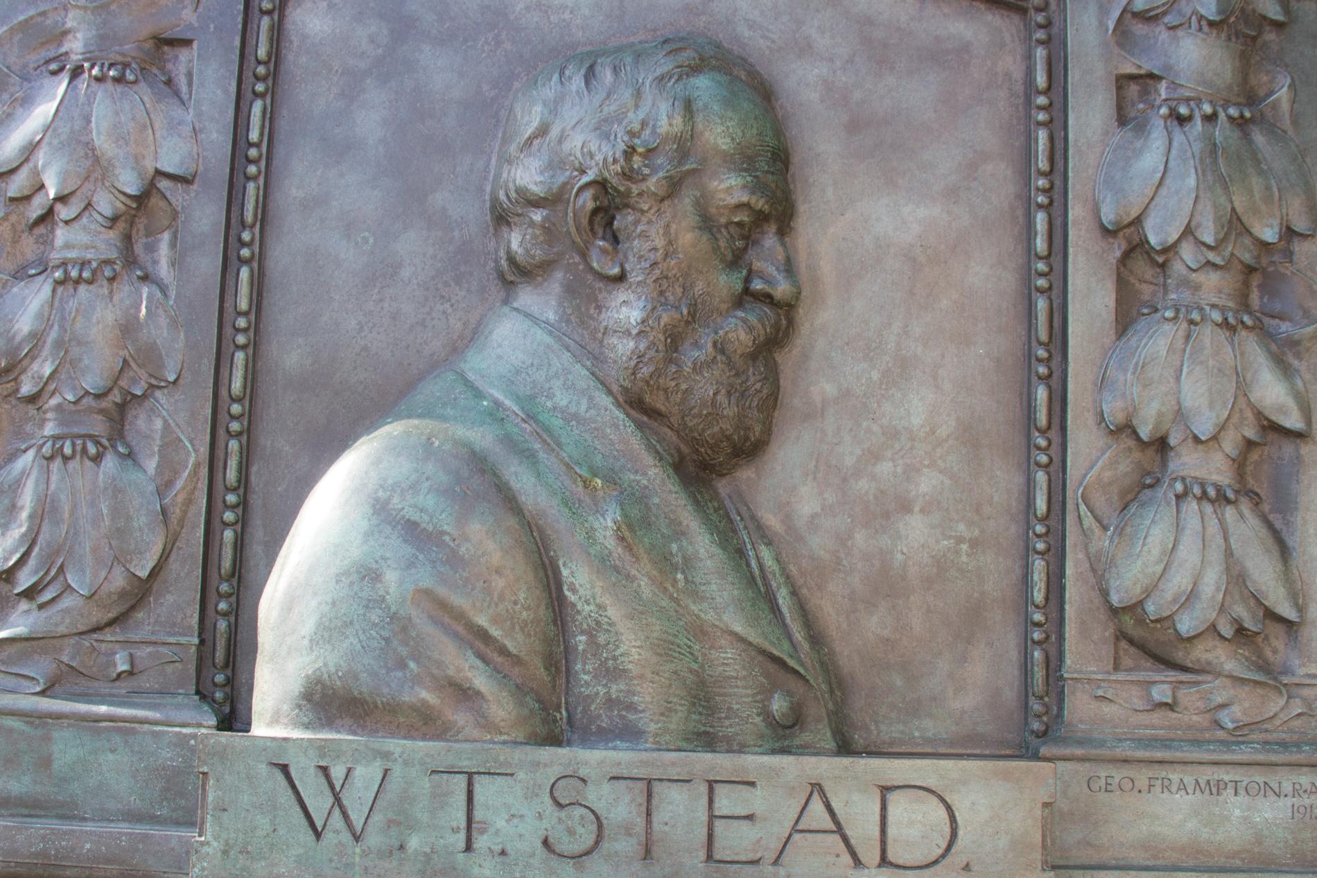 W. T. Stead Memorial [5802]