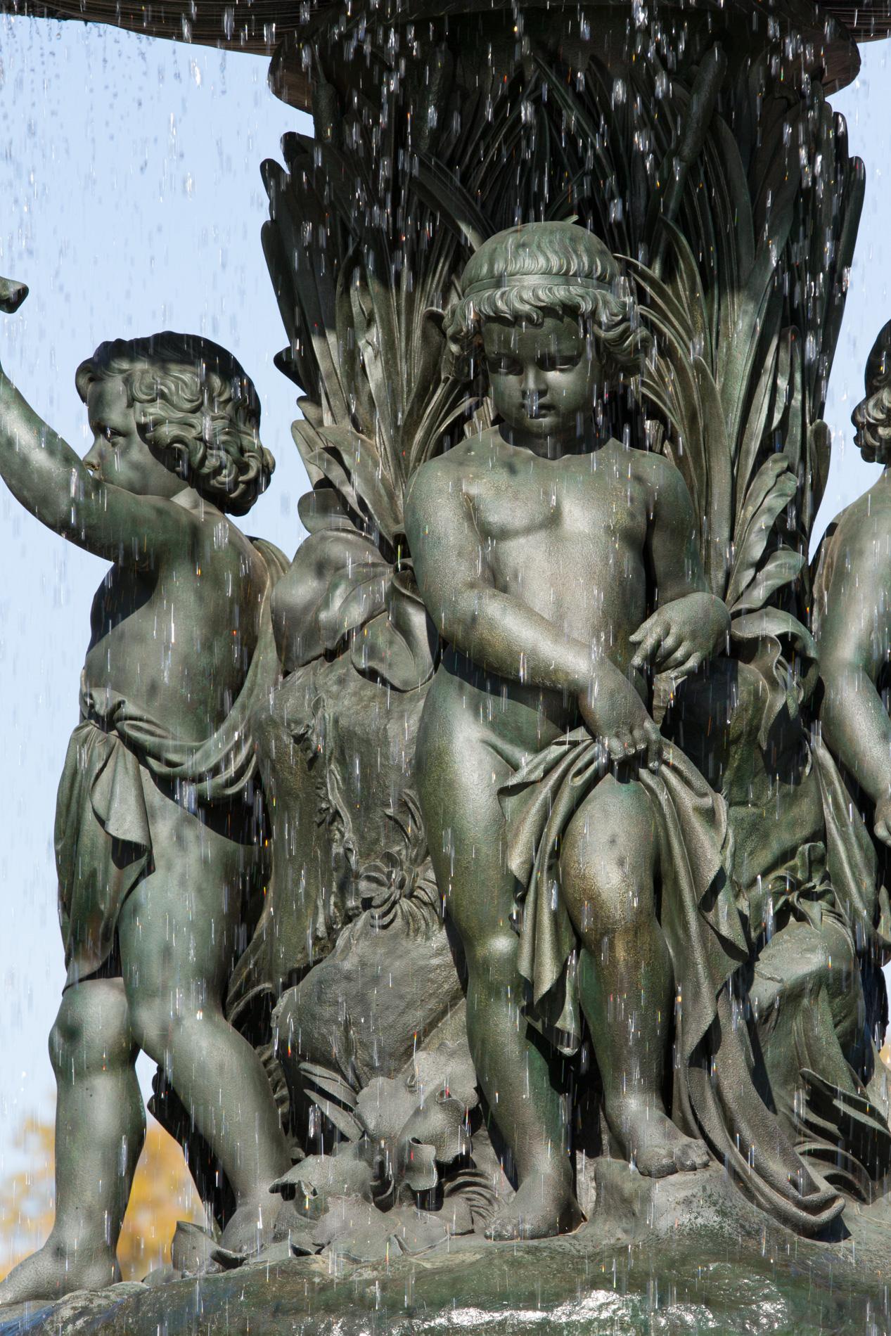 Bethesda Fountain [0811]