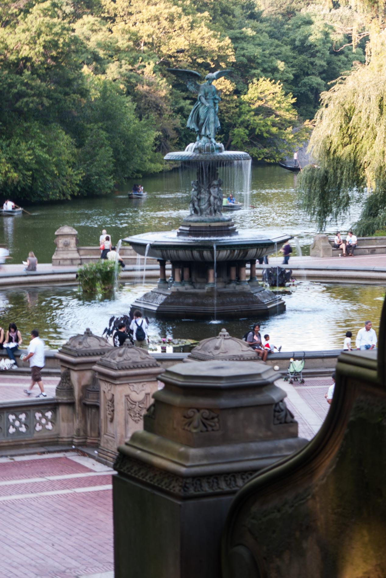 Bethesda Fountain [0803]